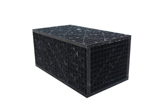 PP雨水收集模块 节约资源新方式