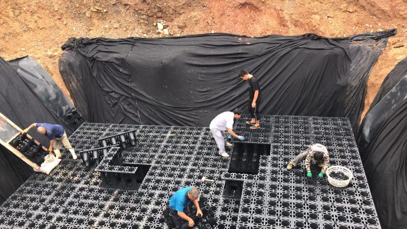 雨水收集模块厂家